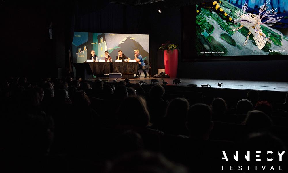 Photo: Annecy Festival/K. Pauli