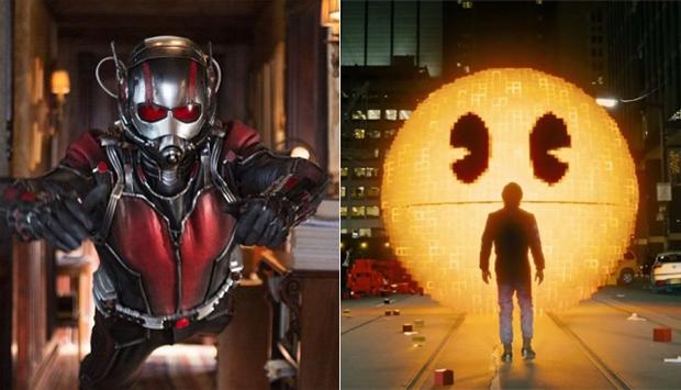 Ant-Man / Pixels