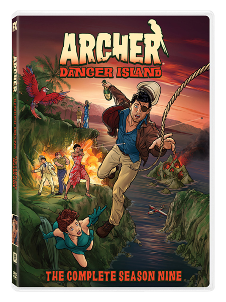 Archer: Danger Island