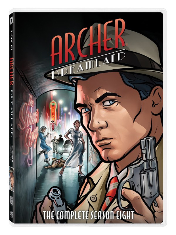 Archer: Dreamland - The Complete Season Eight