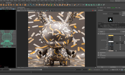Arnold 6 with GPU Maya OSL Support