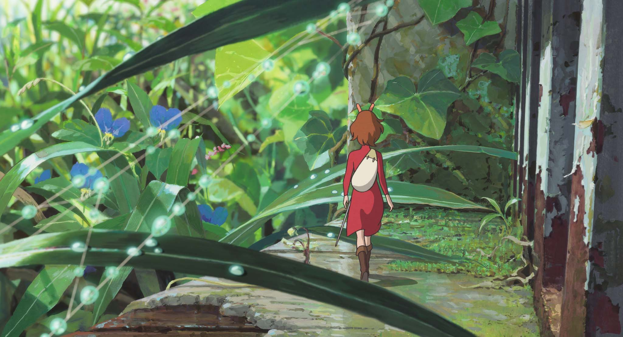The secret world of arrietty in urdu