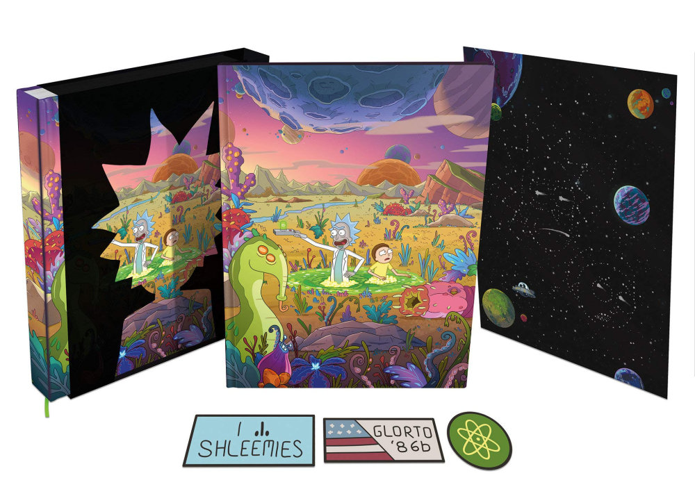 The Art of Rick and Morty Vol. 2 Deluxe Edition