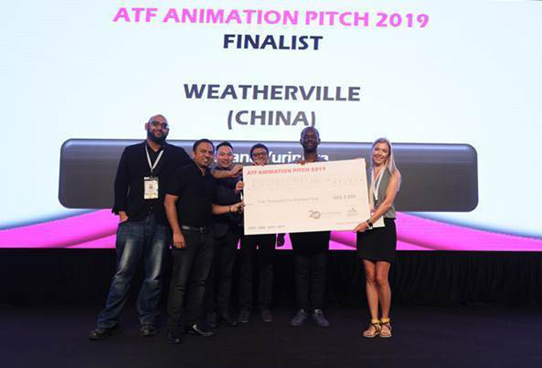 ATF Animation Pitch 2019