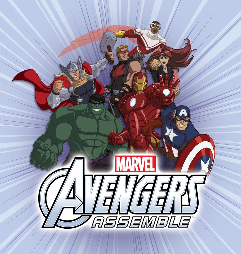 Disney XD Announces Two New Marvel Toons