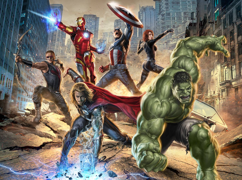 New 'avengers' promo art surfaces