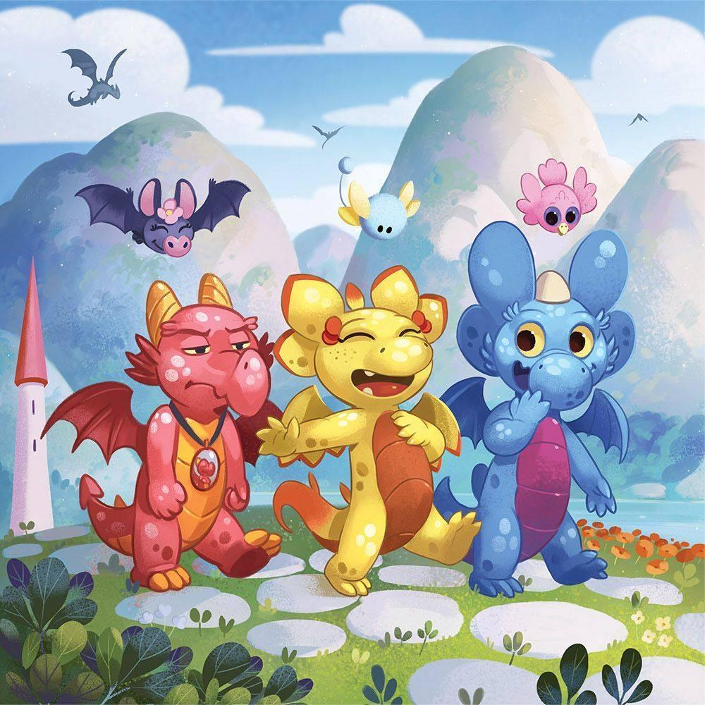 Azuro & The Dragon Squad