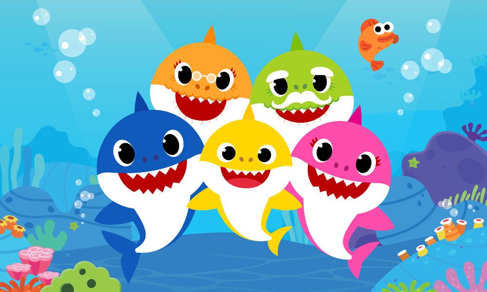 Nickelodeon Adopts Pinkfong S Baby Shark Animation