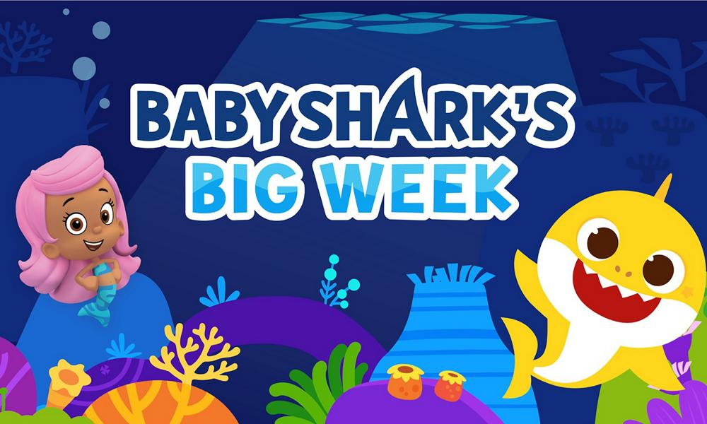 Baby Shark's Big Week