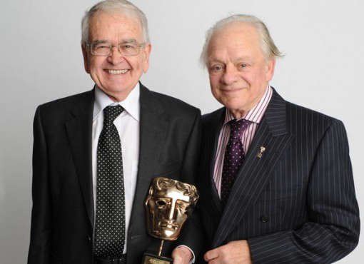 Special Award winner: Brian Cosgrove  Sir David Jason presented the Special Award to animator Brian Cosgrove, creative genius behind many shows including DangerMouse and Count Duckula, for which Jason provided the voices.
