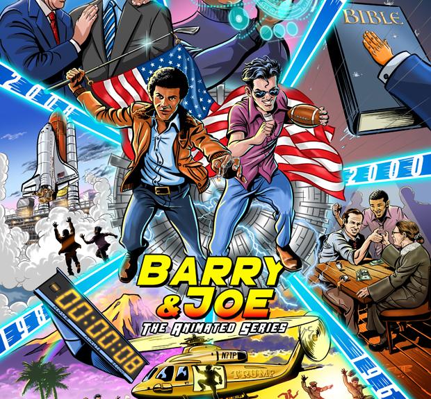 Barry & Joe