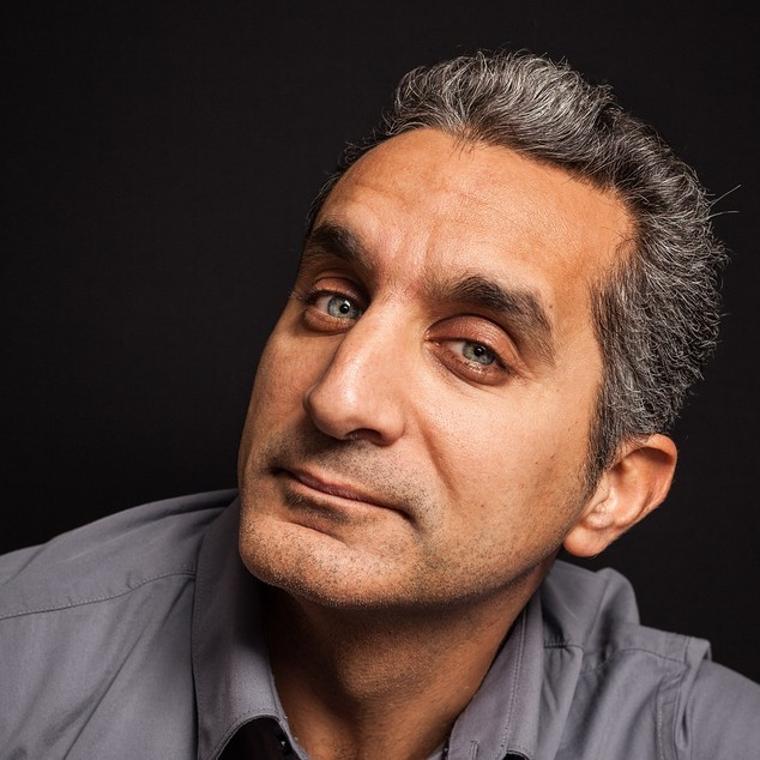 Bassem Youssef [Photo: Axel Dupeux / Wall Street Journal]