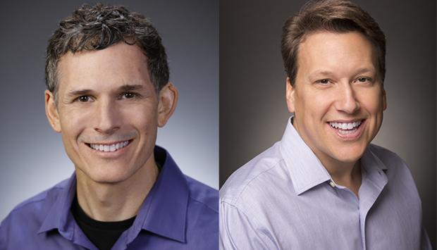 Ed Adams and Jay Bastian