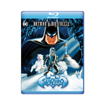 Batman & Mr. Freeze: SubZero Blu-ray