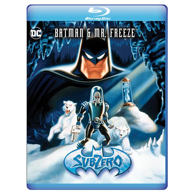 Batman & Mr. Freeze: SubZero Blu-ray