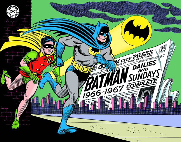 IDW to Publish Silver Age Batman Collection