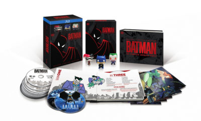 Batman: The Complete Animated Series Deluxe Edition