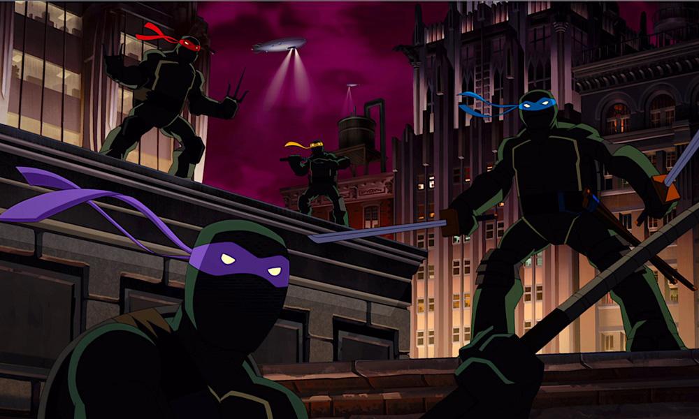 Batman vs. The Teenage Mutant Ninja Turtles