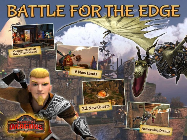 School of Dragons: Battle for the Edge