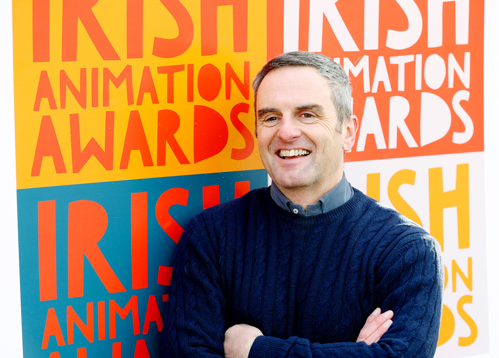 Baz Ashmawy to Host Irish Animation Awards