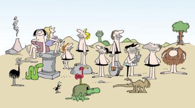 B.C. comic, by Johnny Hart