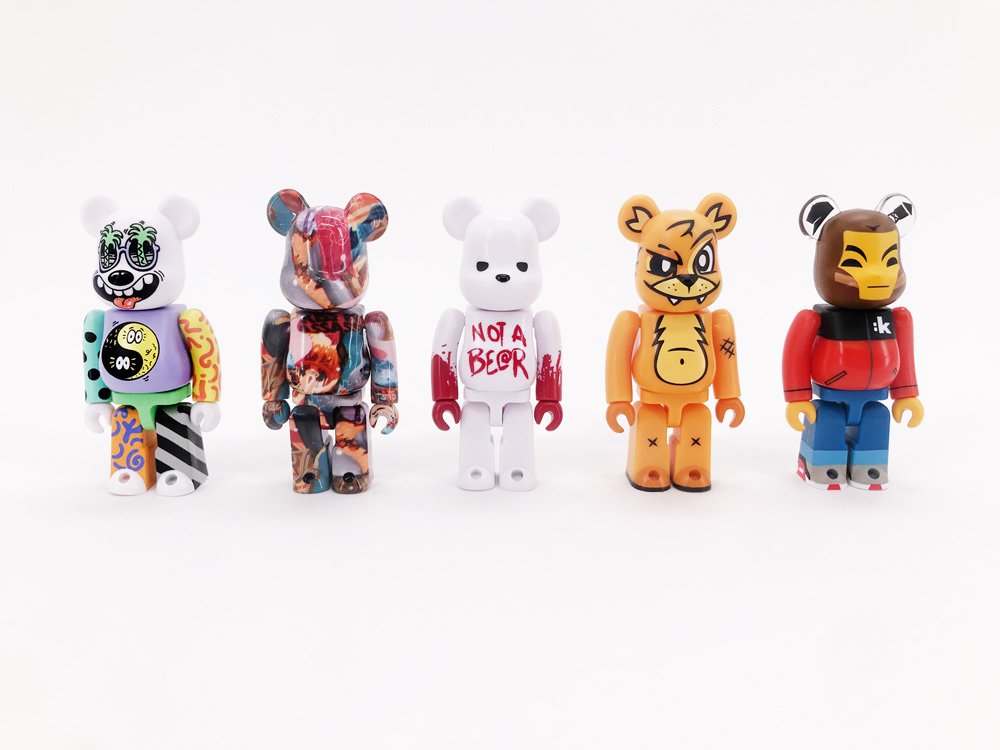 Bearbricks
