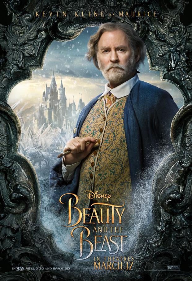 Beauty and the Beast - Maurice