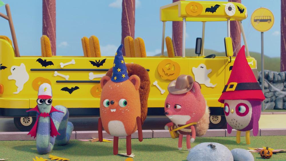 """Becca's Bunch """"Halloween Spooktacular"""""""