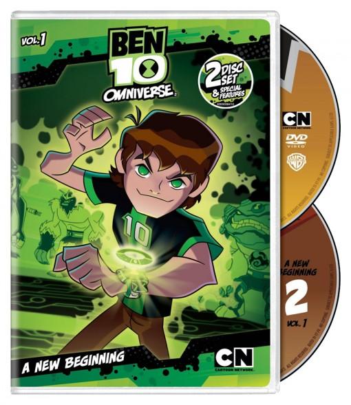 Ben 10: Omniverse – A New Beginning 1