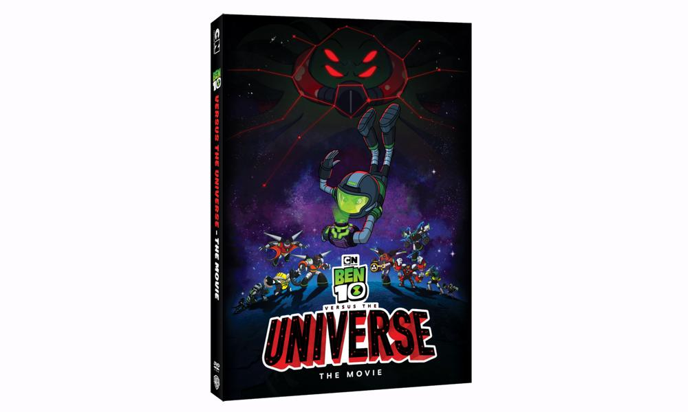 Ben 10 vs. The Universe: The Movie