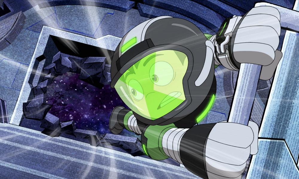 Ben 10 vs. The Universe: The Movie' Blasts Off Worldwide Oct. 10 |  Animation Magazine
