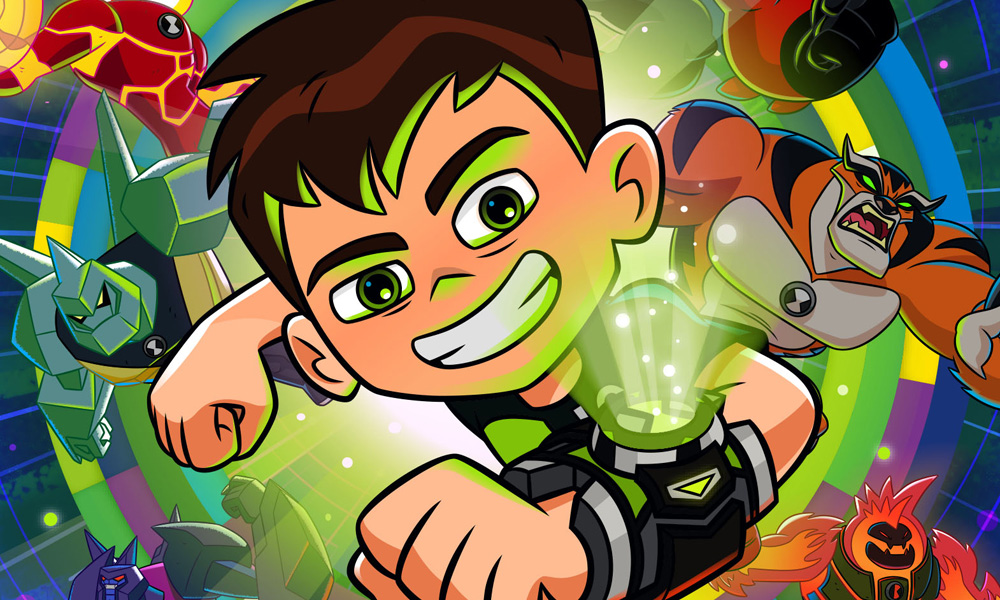 Cartoon Network Turns the Action up to 11 with 'Ben 10 ...