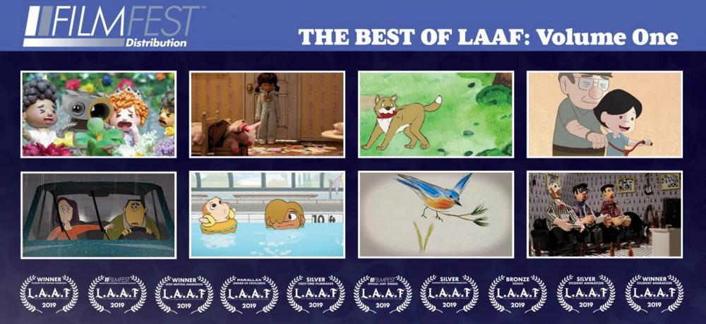 The Best Of LAAF: Volume One