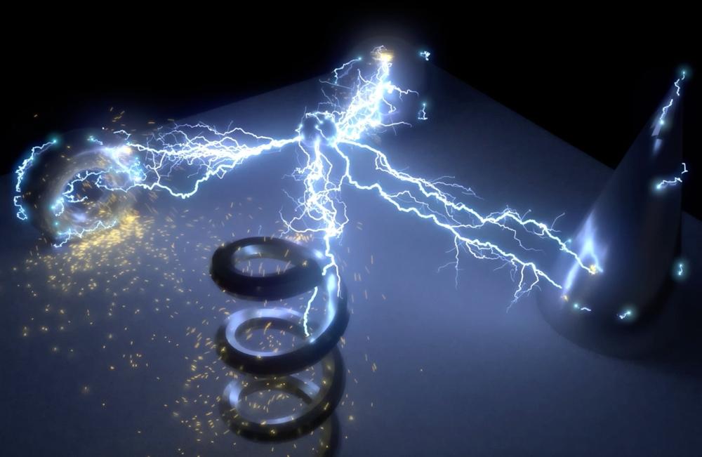 Bifrost, lightning