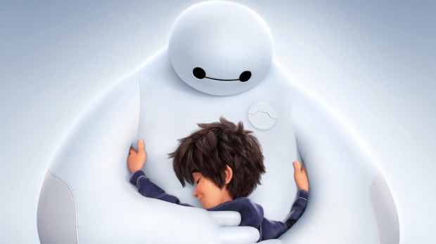 "Big Hero 6 features on Starz Kids & Family ""Amazing Animation"""