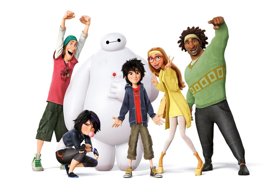 Tokyo film fest gets big hero 6 world premiere animation magazine