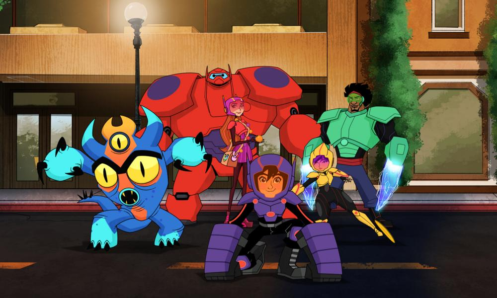 Big Hero 6 The Series (Disney XD)