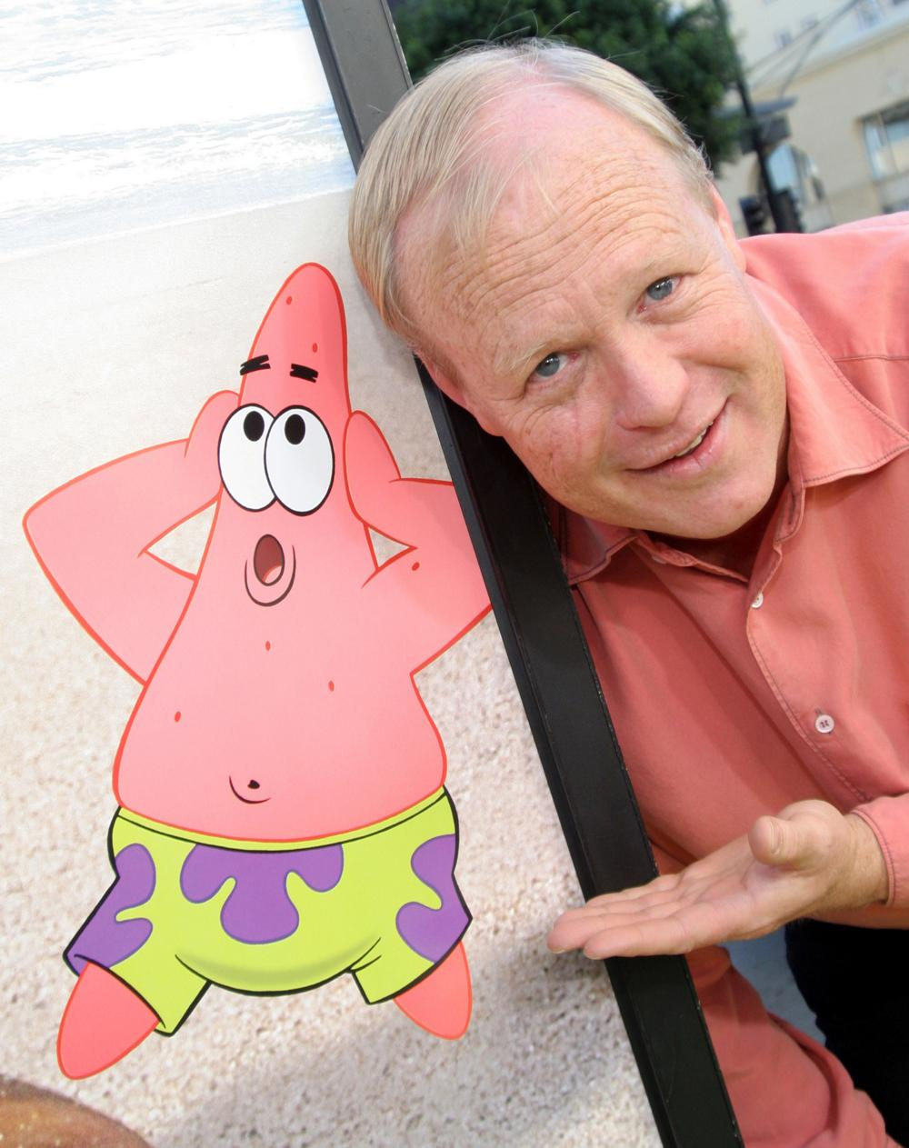 Bill Fagerbakke, 2015 [Photo: Kevin Parry / Getty Images]