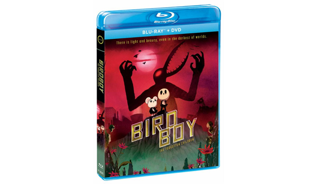 Birdboy: The Forgotten Children Blu-ray + DVD