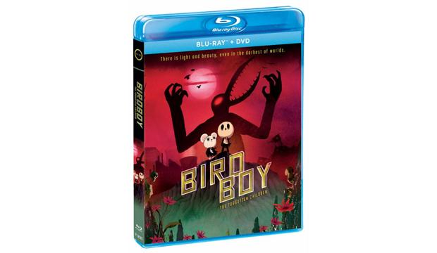 Birdboy: The Forgotten Children Blu-ray + DVD