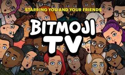 Bitmoji TV
