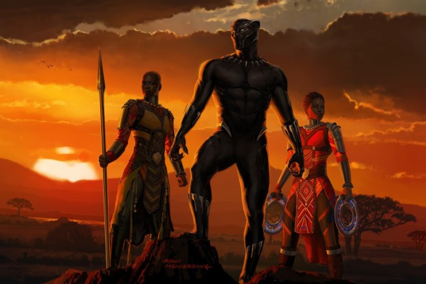 Art of Black Panther