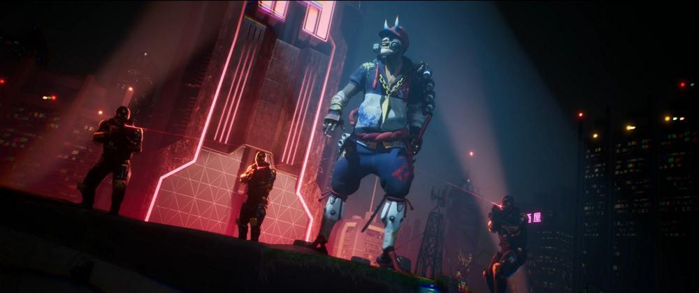 Ninja Theory's Bleeding Edge runs on UE4