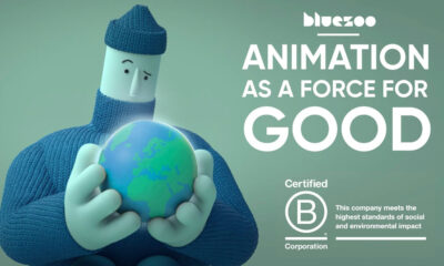 Blue Zoo Animation Studio B Corp Certification