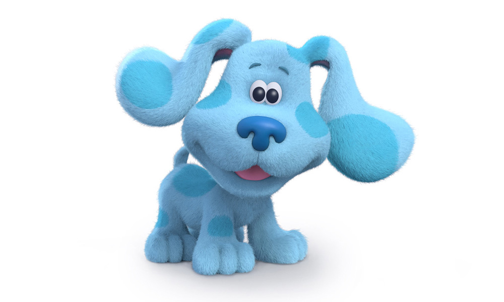 nick jr  u2019s  u2018blue u2019s clues u2019 gets new host and title