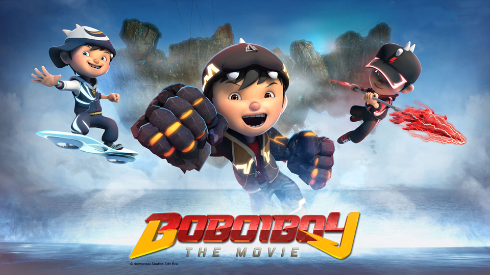 Boboiboy Is Malaysias Top Local Toon