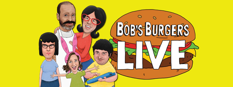 bob s burgers hits the road for live shows