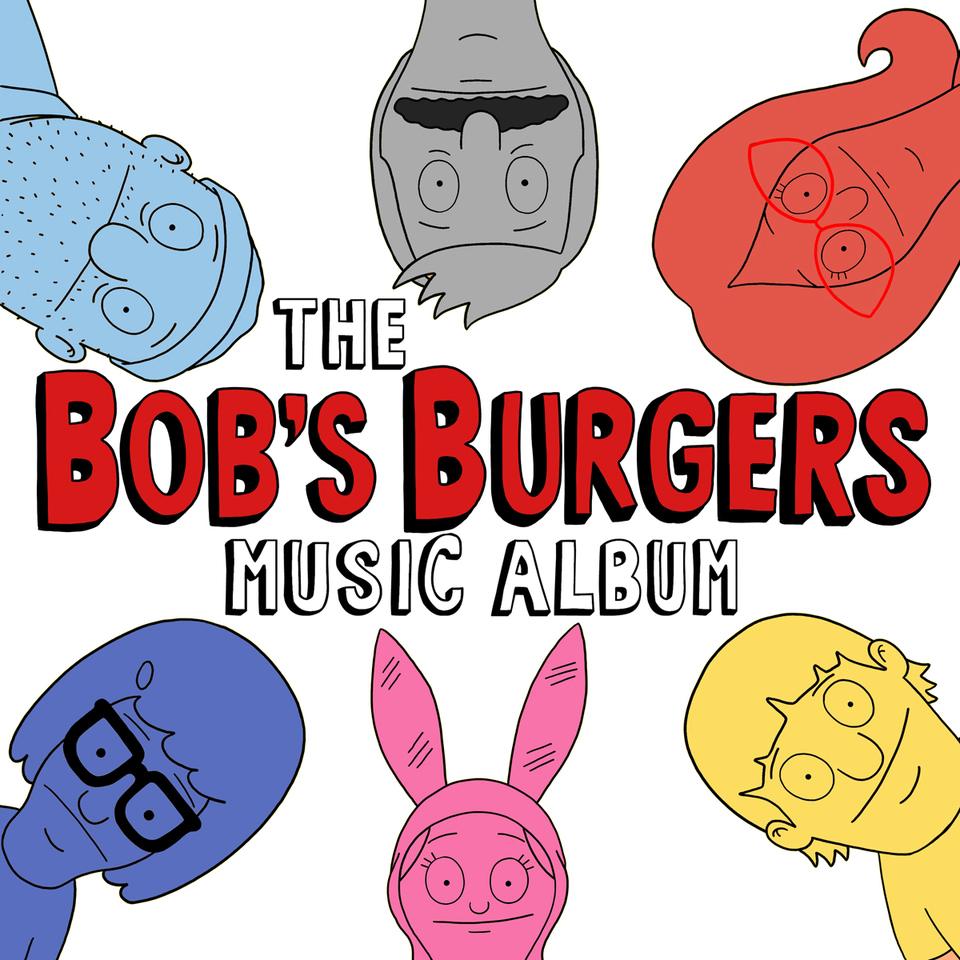 Alriiight Sub Pop Releasing Bob S Burgers Album May 12 Animation Magazine