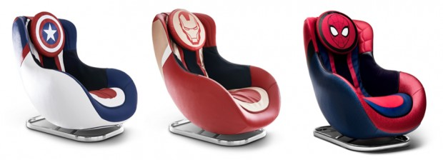 Marvel Bodyfriend Inc. Massage Chair