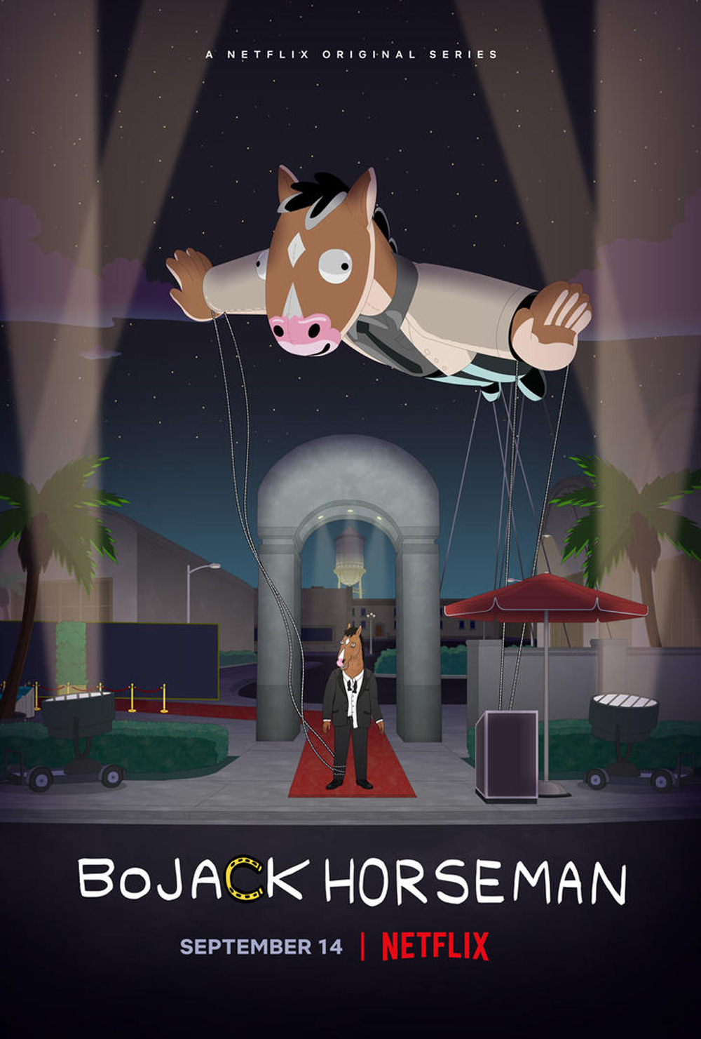 u2018bojack horseman u2019 s5 trailer  u0026 key art hits red carpet